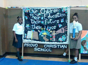 Turks and Caicos School Banner Competition