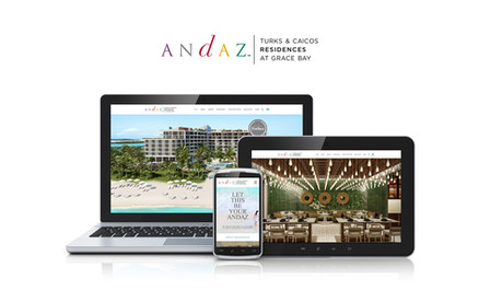 Seo services for Andaz resort