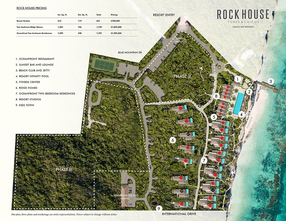 turks-and-caicos-resorts-pricing and ava