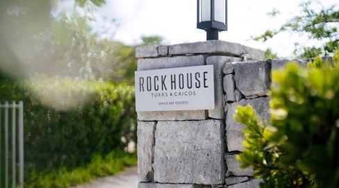 Resort Web Design for Rock House