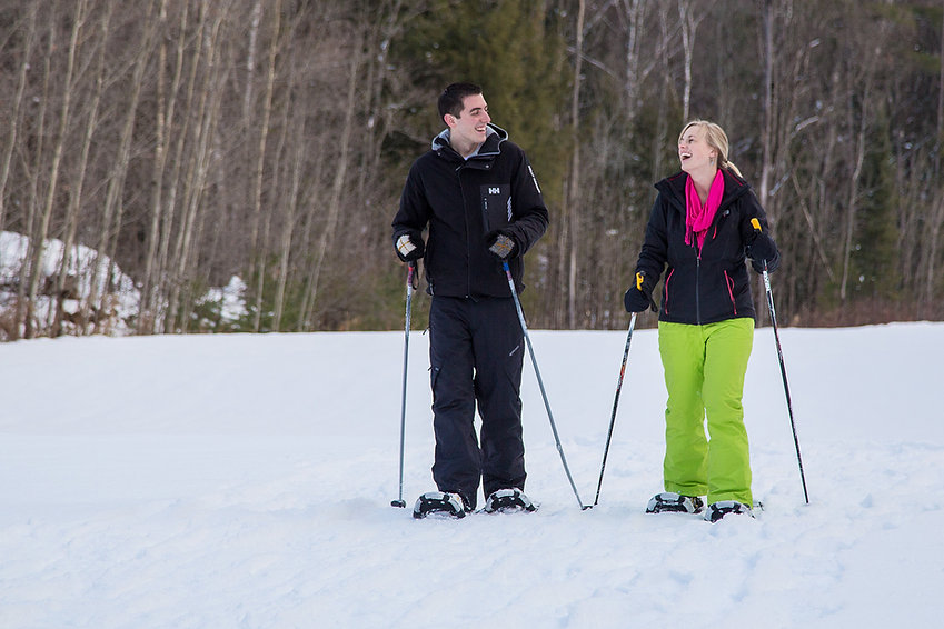 Danielle & Vince snow shoeing2.jpg