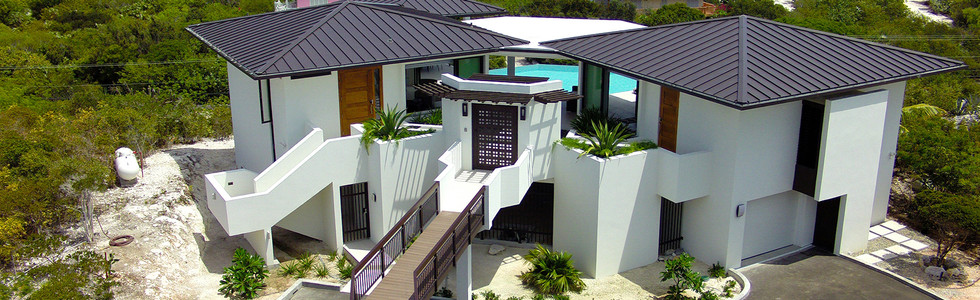On The Rock Turks and Caicos Villa