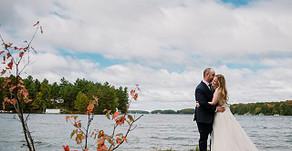 Meet Sherwood Inn's First Ever Pop-Up Wedding Couple!