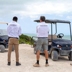 Turks and Caicos Resorts Progress Sept 2020