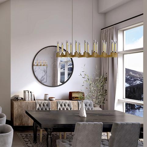High-design Lake Dillon Residences