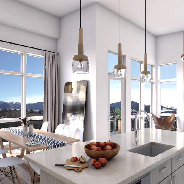 Breathtaking views, lavish amenities, and industry-leading designs