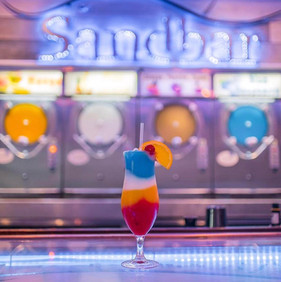 Sandbar restaurant web design