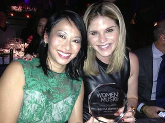 Melissa Lonner Women In Music Awards