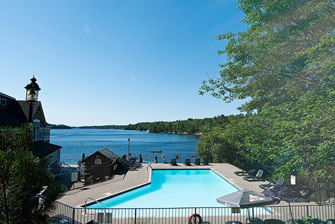 Muskoka Resort Web Design
