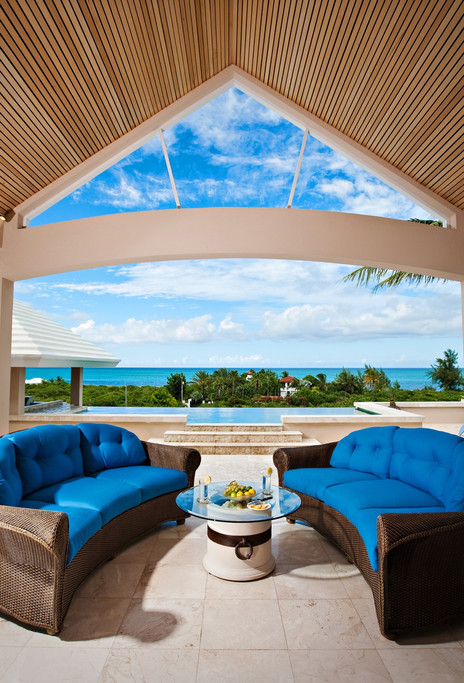 Turks and Caicos' Turtle Ridge Villa