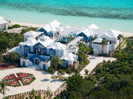 Turks and Caicos villa featured in The Toronto Star