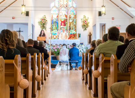 Gillian & Sheldon's Wedding in Muskoka, Ontario