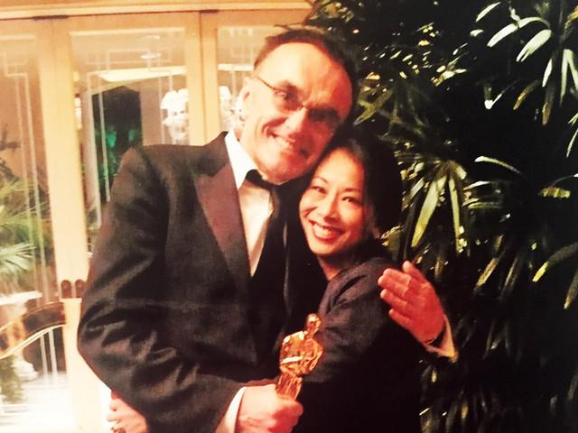 celebrity trainer melissa lonner at Emmy awards