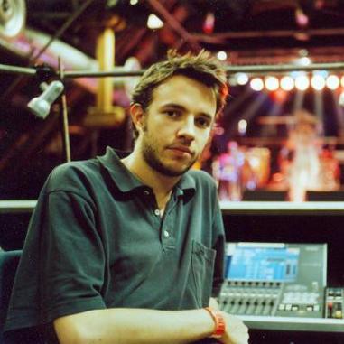Umberto Echo- Record Producer, Sound Engineer and Dub Activist.