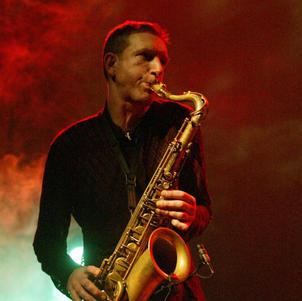 Snake Davis- Saxophone  Flute