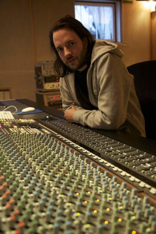 Umberto Echo- Sound Engineer