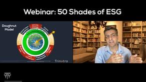 Webinar: 50 Shades of ESG