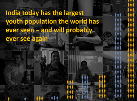 India is the world's largest youth market EVER – and their hopes and dreams are changing fast