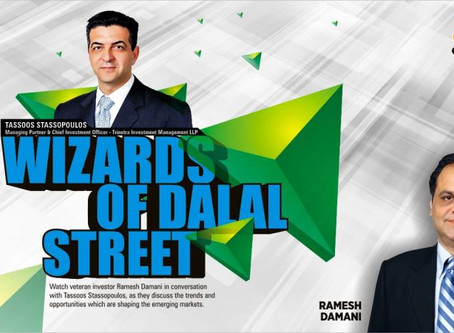 CNBC TV18: Wizards of Dalal Street