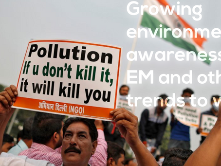 Podcast 7: Growing environmental awareness in EM and other trends to watch