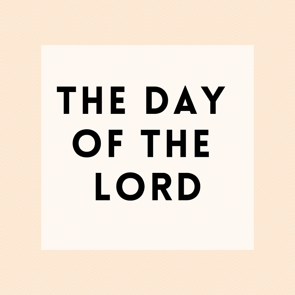 The Day of the Lord.pdf