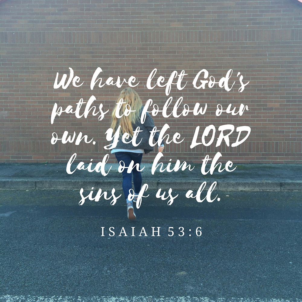 Bailey Cornell | Give thanks No. 1 | Isaiah 53:6