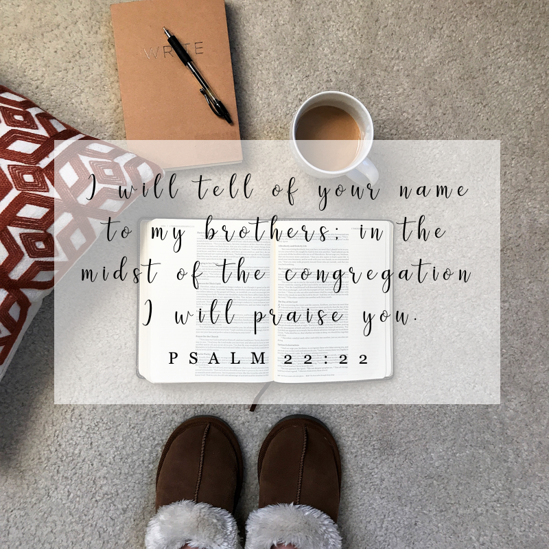 Bailey Cornell | Journey into ministry | Psalm 22:22