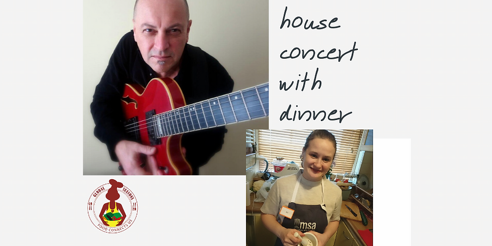 House Concert with Dinner in Rotterdam