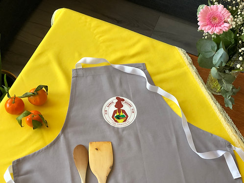 Handmade Baba Ghanoush Grey