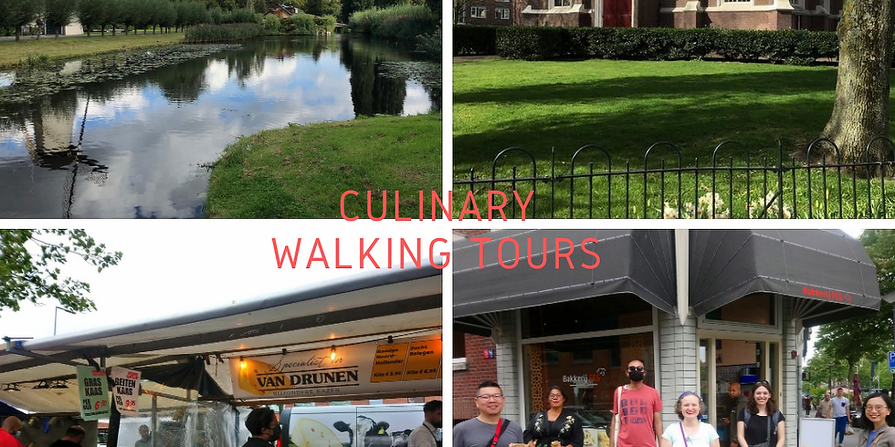 Emerging South: 6th Culinary Walking Tour