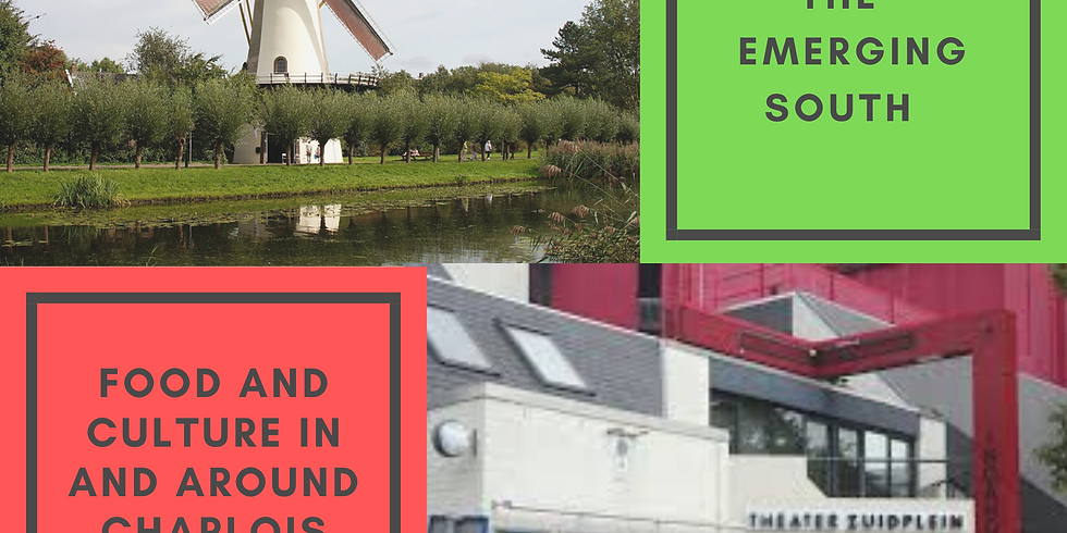 The Emerging South -- Food and Culture in and around Charlois