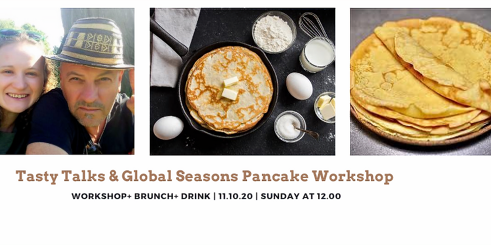 Cancelled - - Exclusive Pancakes - Workshop