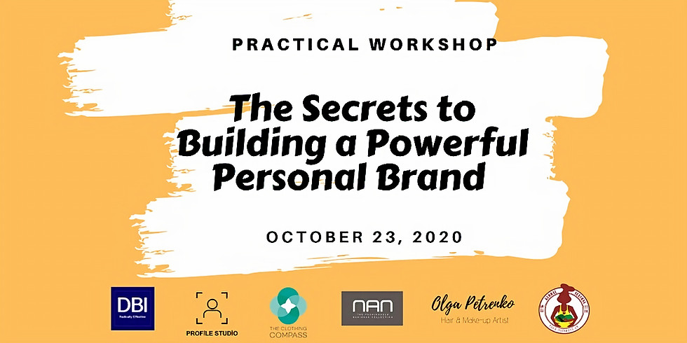 The Secrets to Building a Powerful Personal Brand- NAN