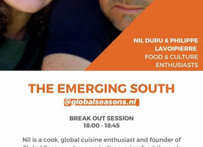 The Emerging South: Food and Culture in and around Charlois Talk at Venture Cafe