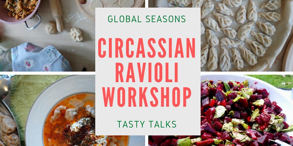 Circassian Ravioli Workshop