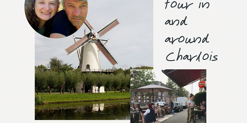 Emerging South: Walking Tour in and around Charlois