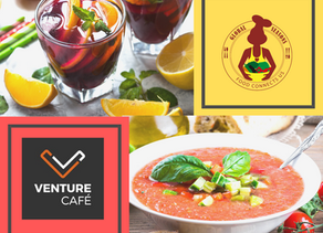 Spanish Cooking Workshop at Venture Cafe