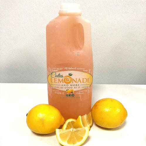 Cuties Lemonade - Prickly Pear - 1/2 Gallon