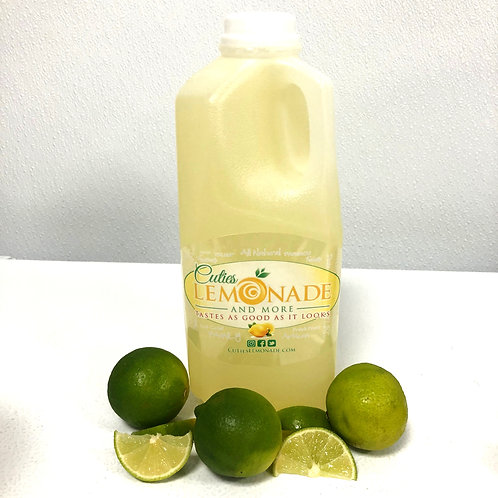 Cuties Lemonade - Limonada - 1/2 Gallon