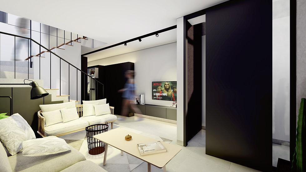 Interior Cinangka Hos Living Room Pandahos.jpg