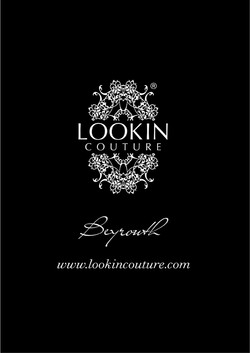 Lookın Couture 2013-2014-2015
