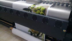 Olivetech Fuarı Baskı