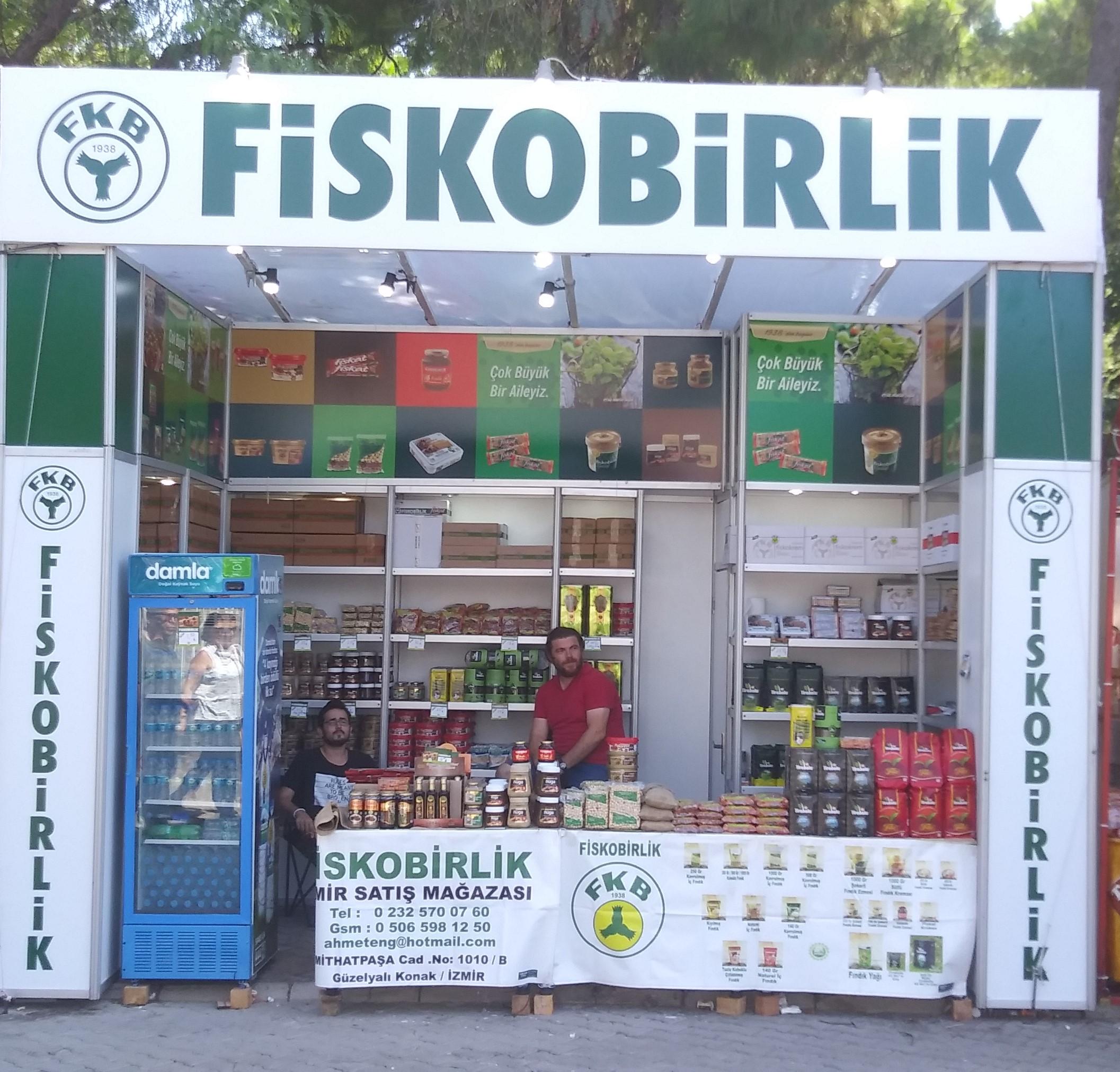 IEF FUARI - FİSKOBİRLİK
