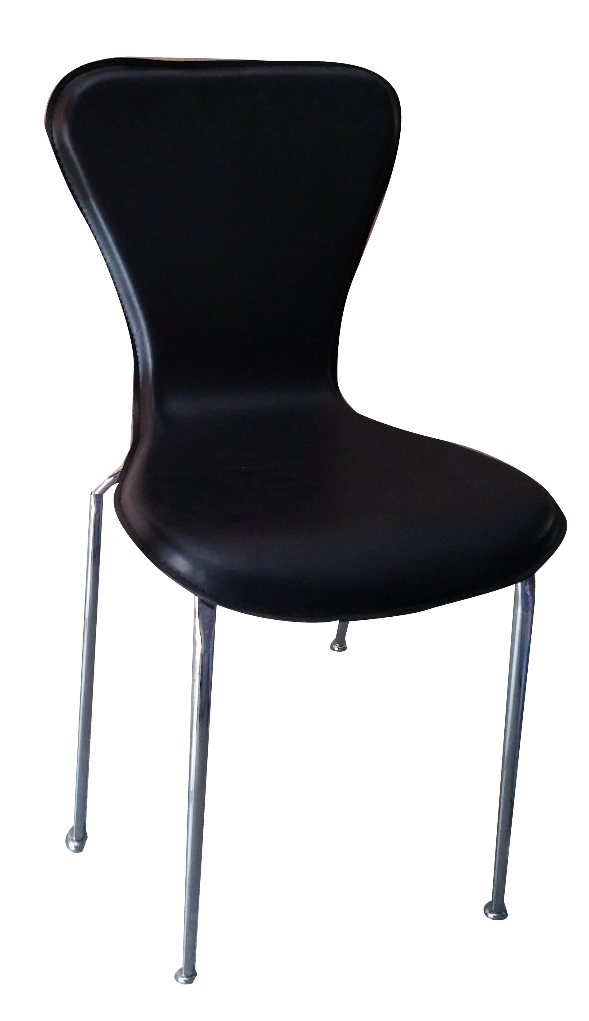 Siyah Sandalye 103