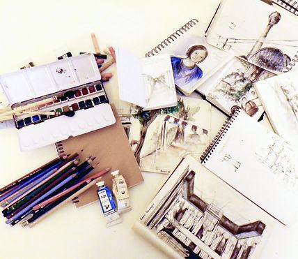 Cours de dessin et arts plastiques Pantin Paris Ecole d'art