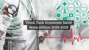 Apodis Pharma présent au Think Tank Economie Santé