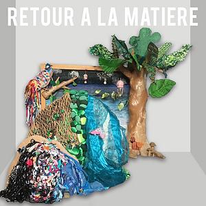"""24 H DE L'ART  """"Retour à la matière"""""""