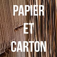 PAGE A LA CARTE IMAGE 2 MATIERE CARTON P