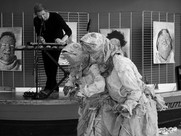 Performance avec les Poissons-Pierres