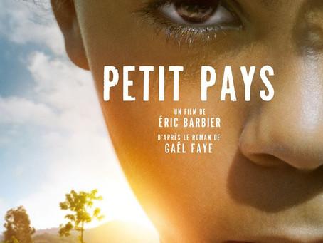 Sortie nationale du Film PETIT PAYS le 28 août 2020